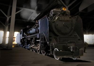 MMD鉄道でC62をつくるEjimaさん12