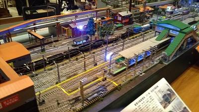 鉄道模型運転会2019Nゲージ21