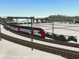 スイス国鉄IC2000二階建て客車5.