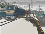 津軽海峡線コンテナ貨物12