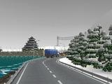雪景色と貨物交換駅レイアウト27.jpg