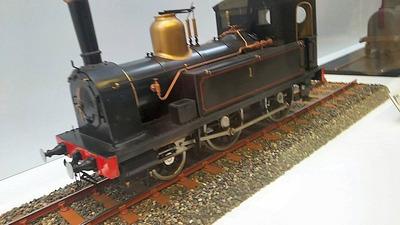 鉄博74−150形蒸気機関車