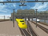 新幹線車両基地923系5
