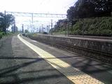 東北本線越河駅1
