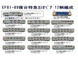 カシオペアE26編成表