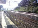 東北本線越河駅3