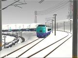 雪景色と貨物交換駅485系6.jpg