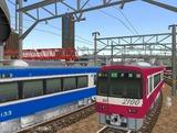 京急2100系2ブルーアカ1.