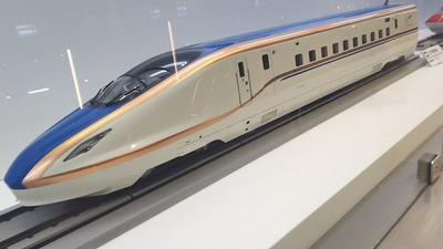 鉄博14−E7系新幹線