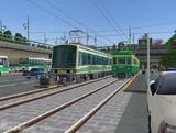 仙台市電レイアウト101