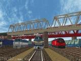 Nゲージレイアウト貨物ローカル線12