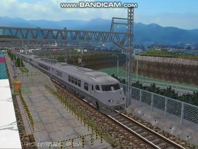 越河レイアウト特急シリーズ29-787系リレーつばめ3