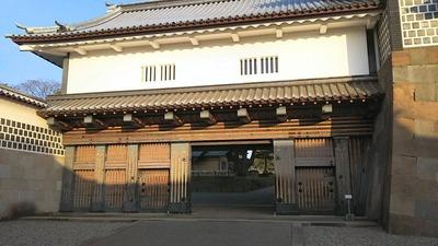 金沢城橋爪門1