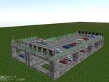 立体駐車場2階建てS-4