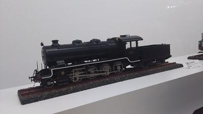 鉄博68−9600蒸気機関車