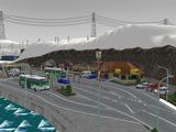 雪景色と貨物交換駅レイアウト29.jpg