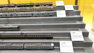 京都鉄道博物館35HOゲージ模型6