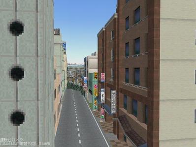 KATOユニトラックレイアウトプ6-9中央駅前周辺6