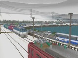 津軽海峡線コンテナ貨物5