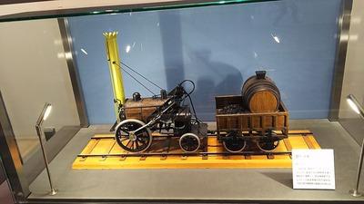京都鉄道博物館143-ロケット号