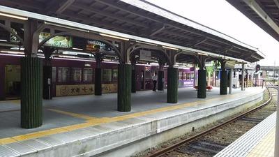 嵐山 嵐山電車駅3