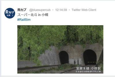 RailSim-トンネル1