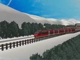 待避線レイアウト追加ローカル線ドイツ鉄道644気動車1