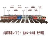 待避線レイアウト追加ローカル線総集編1