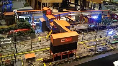 鉄道模型運転会2019Nゲージ20
