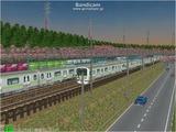 進撃の通勤電車6 E23系1
