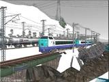 雪景色と貨物交換駅485系3.jpg