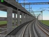 新幹線A本線2