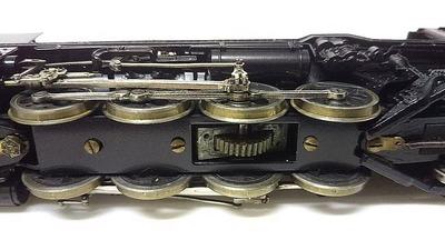 D51-950カツミHOゲージ台車7