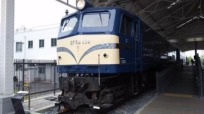 1-EF58-150電気機関車1