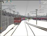 雪景色と貨物交換駅レイアウト61.jpg