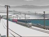 津軽海峡線コンテナ貨物4