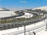 進撃の通勤電車39  JR209系南武線3