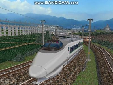 越河レイアウト特急シリーズ60-400系つばさ山形新幹線2