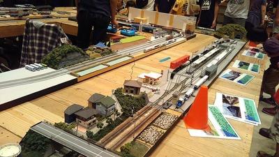 鉄道模型運転会2019Nゲージ8