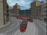 市電レイアウトドイツ気動車DB-DMU644-13