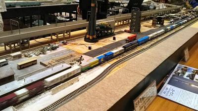 鉄道模型運転会2019Nゲージ32