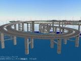 瀬戸大橋1000トン試験30