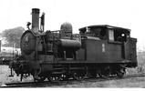 塗り絵蒸気機関車元ネタ写真1
