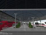 ドイツ鉄道ステーション ドーム18