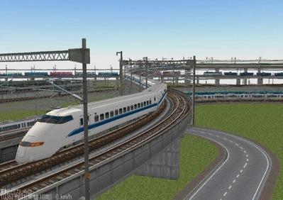 KATOレイアウトプラン集6-9新幹線300系-1