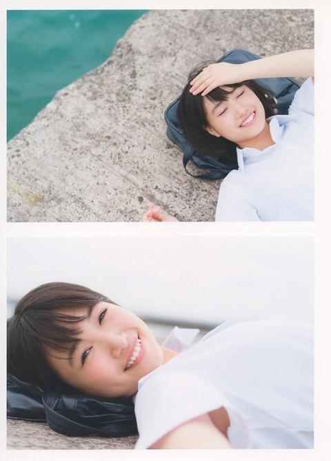 朝長美桜 画像007