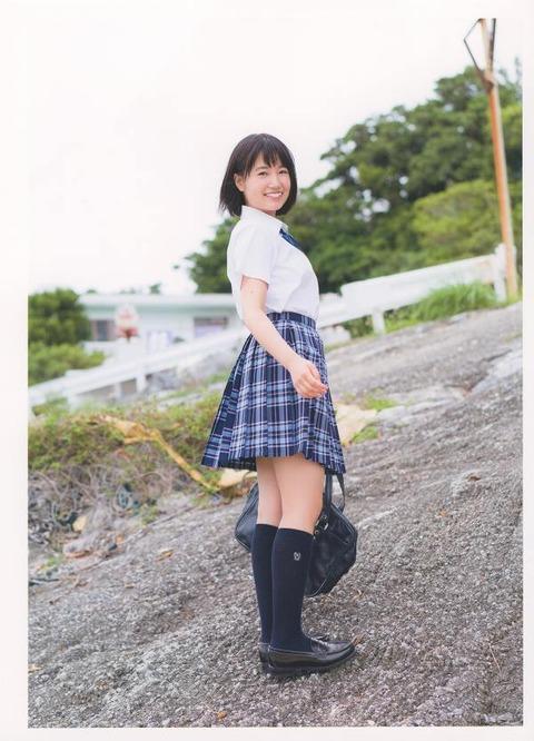 朝長美桜 画像006