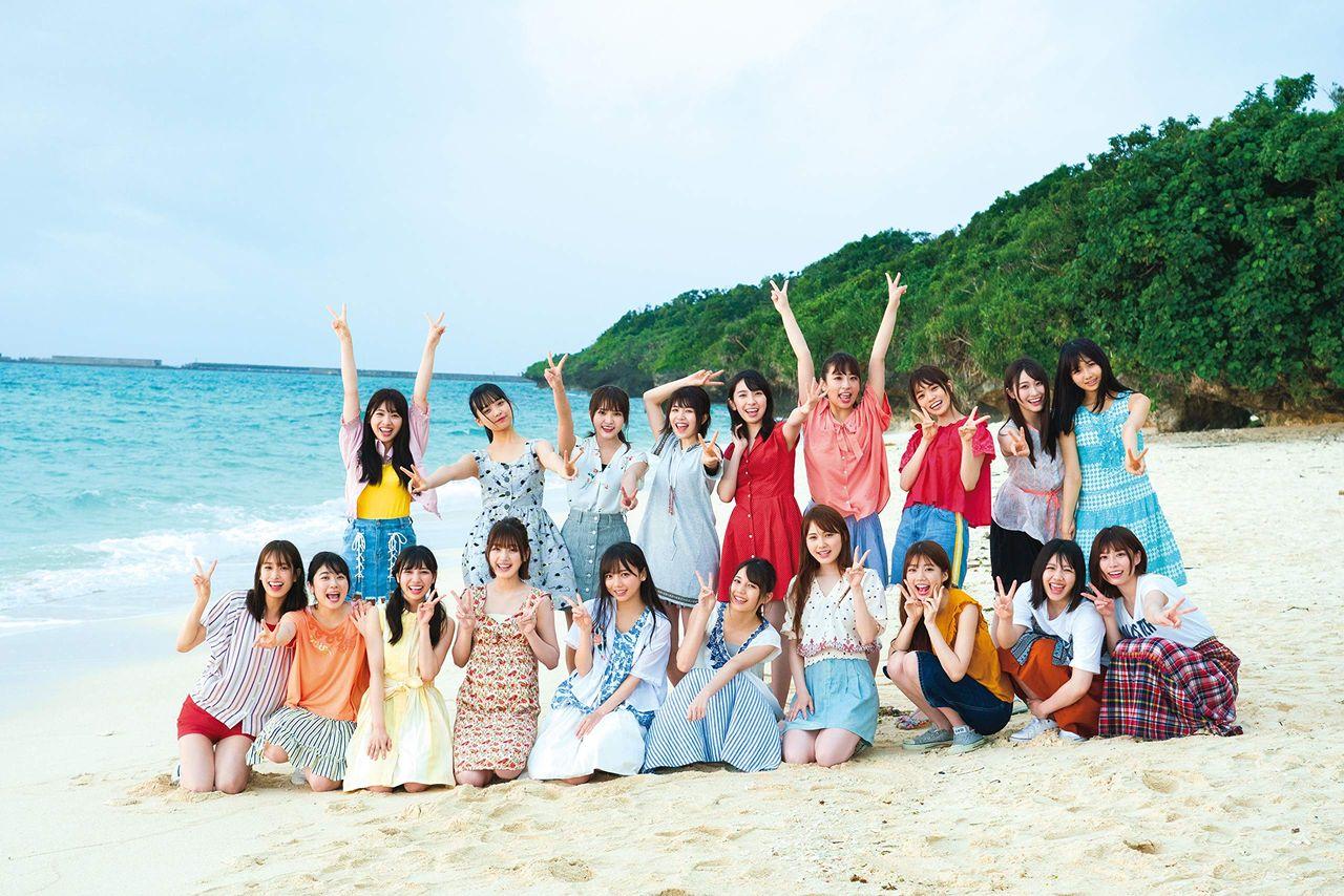 日向坂46 1stグループ写真集『タイトル未定』のサンプル画像