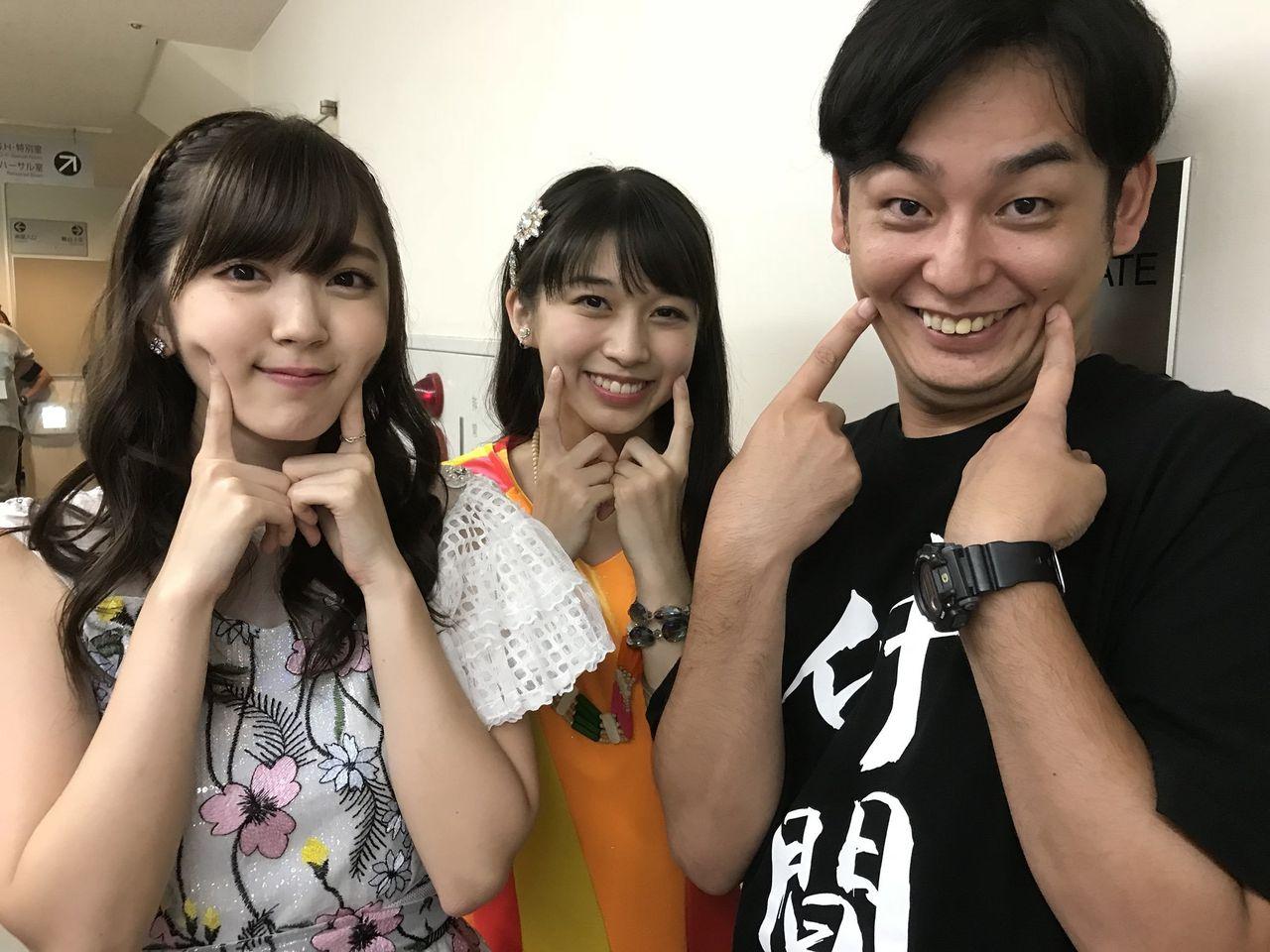 【爆笑】 モー娘。牧野真莉愛、キングオブアイドルの元℃-ute鈴木愛理ちゃんに容赦なく公開処刑されてしまう