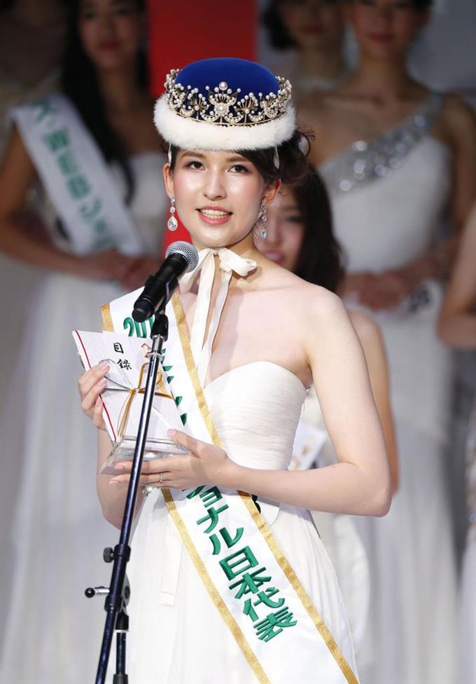 【芸能】岡田真澄さん娘 ミス・インター日本代表後の進路は女子アナか